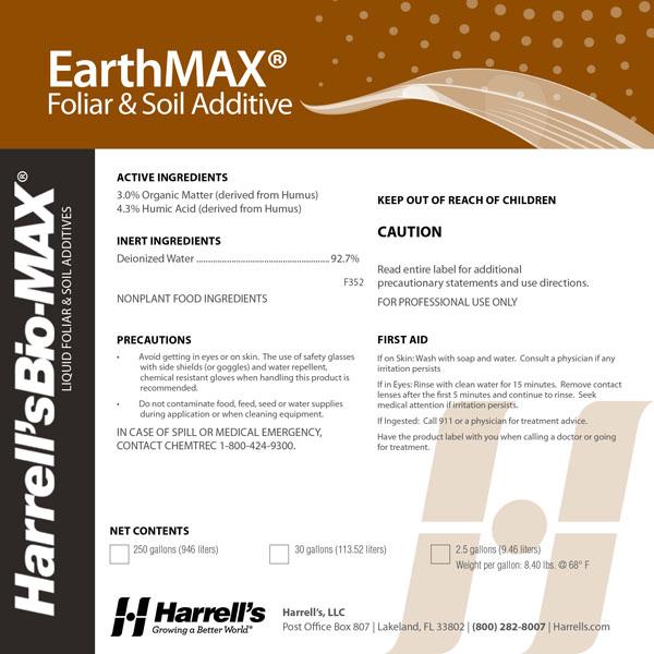 Harrell's | Bio-MAX EarthMax